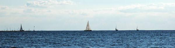 segeln auf der ostsee rund ruegen insel norddeutschland | Haus Friedrich Göhren